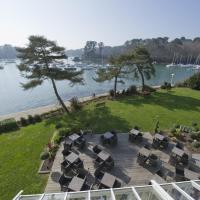 Best Western Plus Le Roof Vannes Bord de Mer, hôtel à Vannes