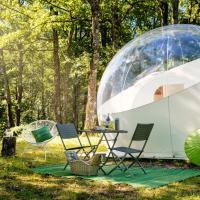 Somn'en bulle, hôtel à Najac