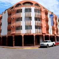 Hotel America、サンタ・クルス・デ・ラ・シエラのホテル