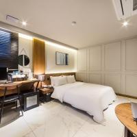 Plum Hotel, hotell i Siheung