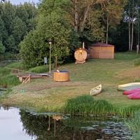 Soomaa Water Camp, hotell sihtkohas Jõesuu