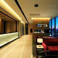 Candeo Hotels Hiroshima Hatchobori, отель в Хиросиме