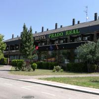 Hotel Prado Real, hotel en Soto del Real