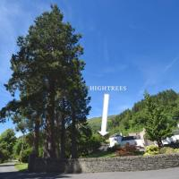 Hightrees Holiday Home, hotel in Lochgoilhead