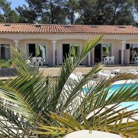 villa des soleils, hotel in Sillans-la Cascade