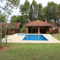 Sitio em Boituva c/piscina, hotel em Boituva