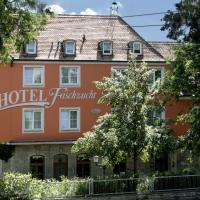 Hotel Fischzucht, hotel in Würzburg