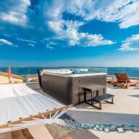 Luxury penthouse, hotel in Mandre