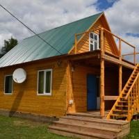 Уединенный домик на Байкале