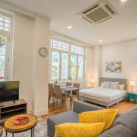 ClubHouse Residences Haywood Studio B (Staycation Approved)