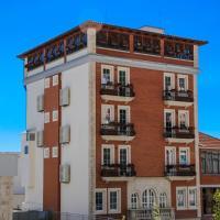Mervin Hotel, hotel in Krujë
