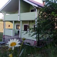 Cottage Izvoz, отель в Старой Ладоге