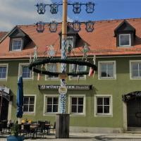 "Haus ""Grüner Baum"""