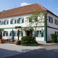 Gasthof zum Hirschen, Hotel in Burgau