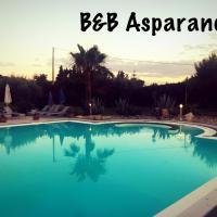 B&B Asparano, hotell i Ognina