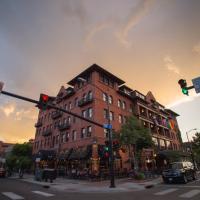 Hotel Boulderado, hotel in Boulder