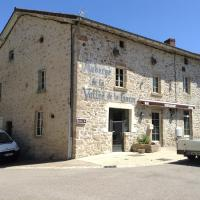 Auberge de la vallee de la gorre, hôtel à Saint-Auvent