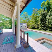 #OB Pool House, hotel near Martha's Vineyard Airport - MVY, Oak Bluffs
