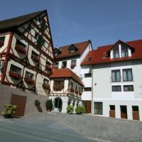 Gasthof Hotel Zum Hirsch***S, hotel v destinaci Kirchen