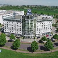 Globana Airport Hotel, hotel near Leipzig/Halle Airport - LEJ, Schkeuditz
