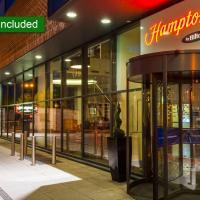 Hampton By Hilton Liverpool City Centre, Hotel in Liverpool