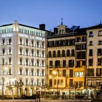 Gran Hotel La Perla, hotel in Pamplona