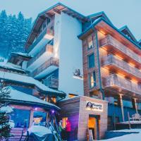 Hotel Scoiattolo, hotel in Tesero