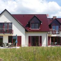 """Ferienwohnungen """"Am Storchennest"""", Hotel in Göhren-Lebbin"""