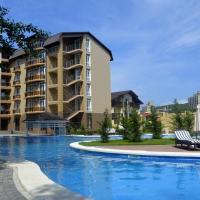 HELIOPARK Aqua Resort, отель в Сукко