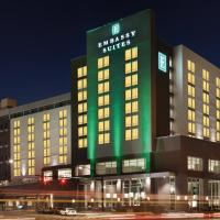 Embassy Suites by Hilton Charlotte Uptown, hotel in Charlotte