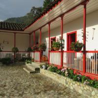 La Cabaña Ecohotel - Valle del Cocora, hotel in Salento