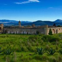 Hacienda Santa Barbara Casa Malinche, hotel en Huamantla