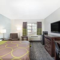 Super 8 by Wyndham Eugene/Springfield, hotel in Eugene