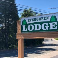 Evergreen Lodge, hotel in Mount Shasta