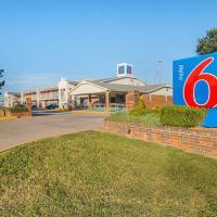 Motel 6-Lawton, OK, hotel in Lawton