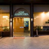 Arethusa Hotel, hotel a Atenes