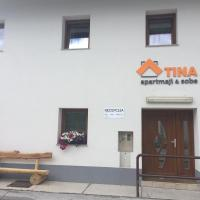 Apartmaji in sobe Tina