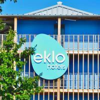 Eklo Hotels Le Havre, hotel in Le Havre