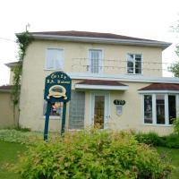 Gîte J.A. Dufour, hotel em St-Alexis-de-Matapédia