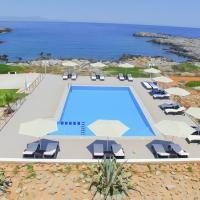 Nanakis Beach Luxury Apartments, hotel in Stavros