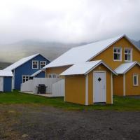 Lónsleira Apartments, hotel in Seyðisfjörður