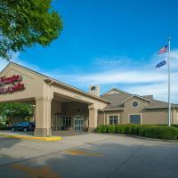Hampton Inn & Suites New Orleans/Elmwood, hotel in Harahan