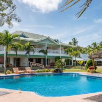 L'Habitation Cerf Island, hotel in Cerf Island