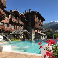 Hotel Relais Des Glaciers, hotel in Champoluc
