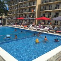Гостиница Прометей 2, отель в Дивноморском
