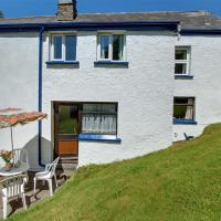 Vintage Holiday Home in Parracombe with Garden, hotel in Martinhoe