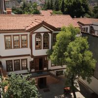 Melekli Konak, отель в городе Амасья