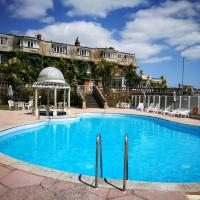 Livermead House Hotel, hotel Torquayben