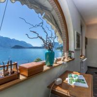 Villa Gilda, hotell i Griante Cadenabbia