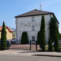 Pelikan I, hotel in Rowy